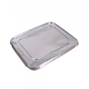 1.5 Size Foil Steam Table Pan Lid