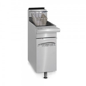 25 Lb. Gas Range Match Fryers