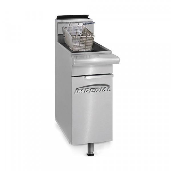 25 Lb. Gas Range Match Fryers
