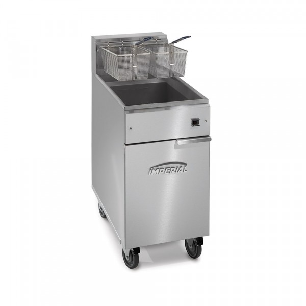 40 Lb. Electric Immersed Element Fryers