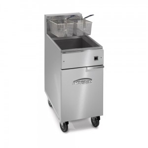 50 Lb. Electric Immersed Element Fryers