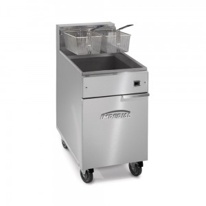 75 Lb. Electric Immersed Element Fryers