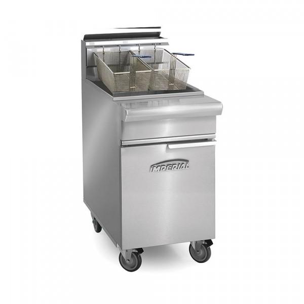 75 Lb. Gas Range Match Open Pot Fryers