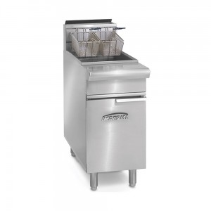 75 Lb. Gas Range Tube Fired Match Fryers