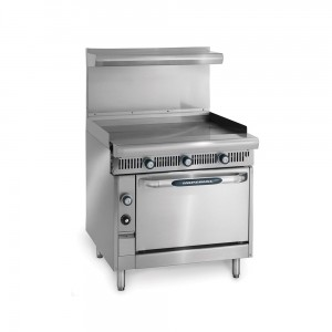 Griddle Top Heavy Duty Ranges
