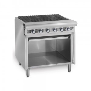 Radiant Broiler Heavy Duty Ranges
