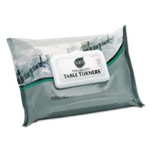 Table Turner Wet Wipes