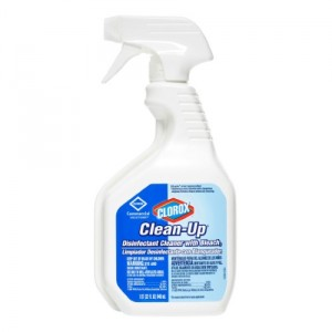 clorox disinfectant spray