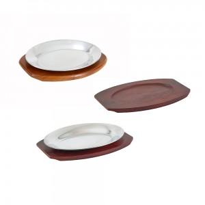 Aluminum Sizzling Platter