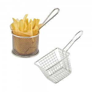 Mini Serving Baskets