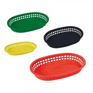 Plastic Oval Platter