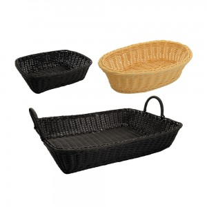 Solid Cord Woven baskets