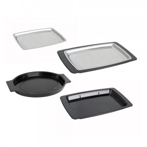 Stainless Steel Sizzling Plates