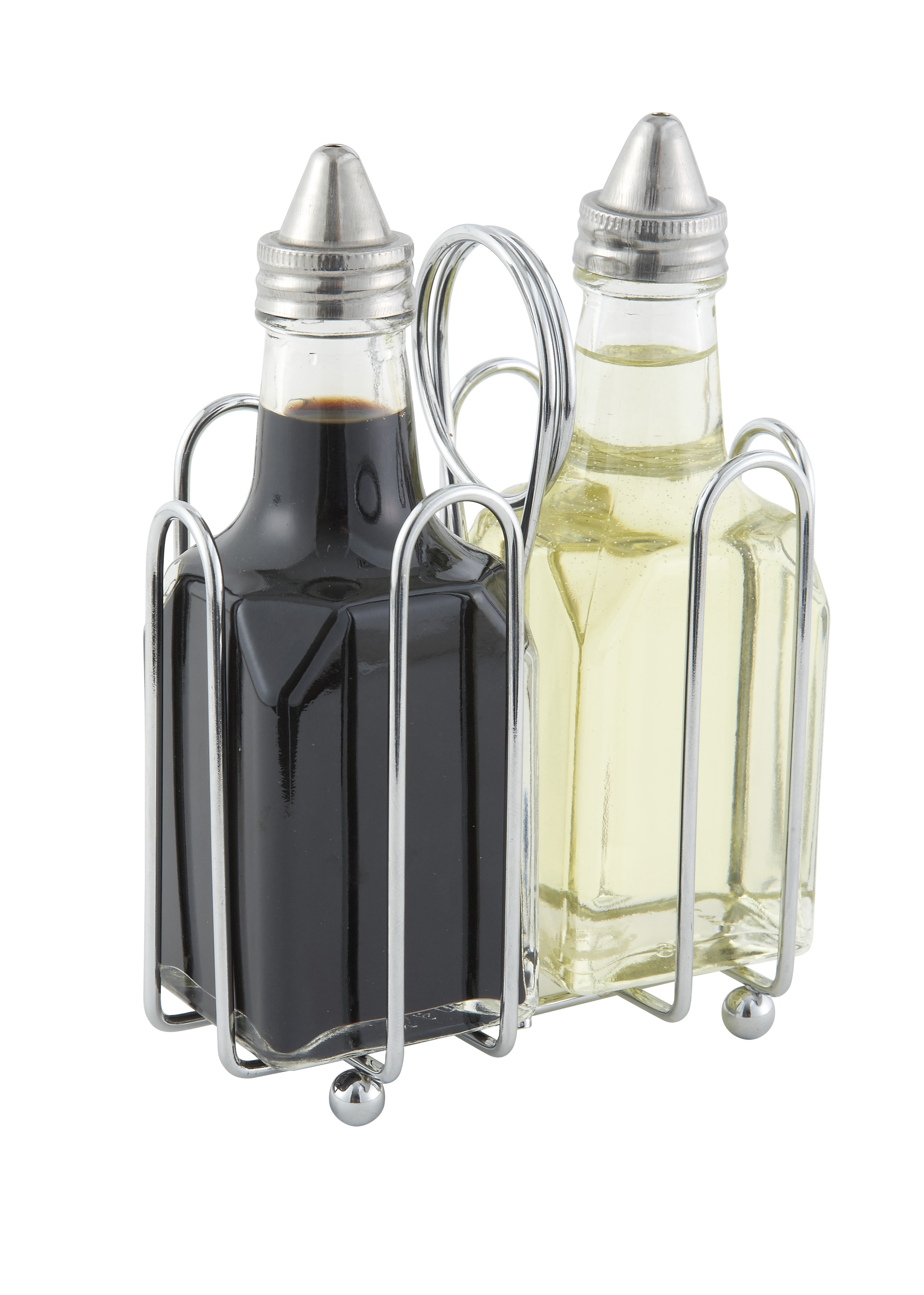 Chrome Plated Condiment Holder U2013 Tabletop: Winco