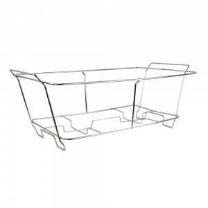 chafer stand aluminum