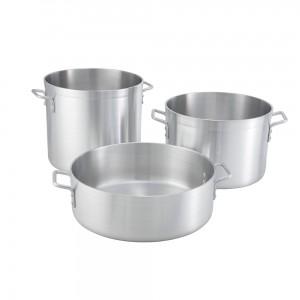 precision aluminum cookware