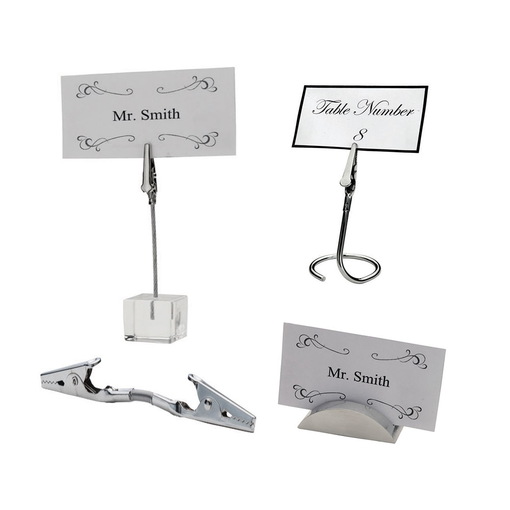 Table Sign Holders Chafers Buffetware Winco Trenton China - Restaurant table sign holders