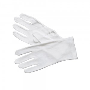 white-cotton-service-gloves