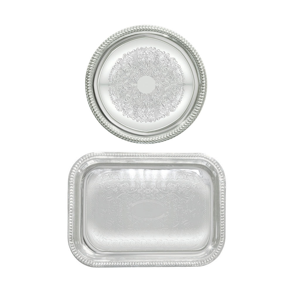 Chrome Serving Trays Winco  sc 1 st  Trenton China Restaurant Equipment \u0026 Supply & FRONT OF THE HOUSE Archives - Page 3 of 14 - Trenton China ...