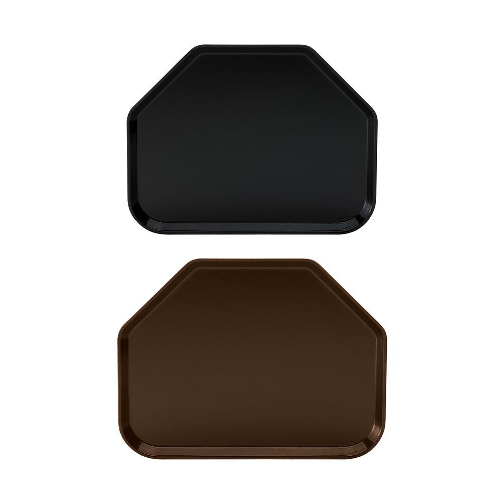 Fiberglass Trapezoid Dining Trays: Winco