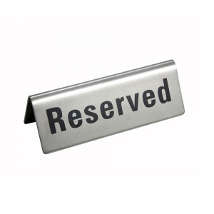 reserve-sign