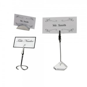table-sign-holders