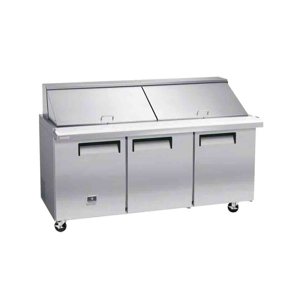 MEGA PREP TABLE KELVINATOR Trenton China Restaurant Equipment - Restaurant supply prep table