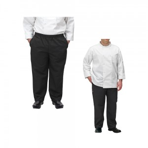black-chef-pants