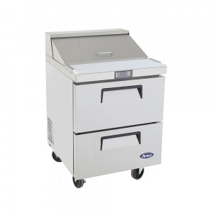 two-drawer-sanwich-prep-table