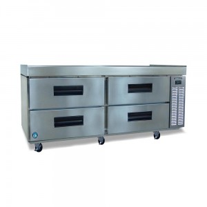 two-section-refrigeration-equipment-stand-with-drawers