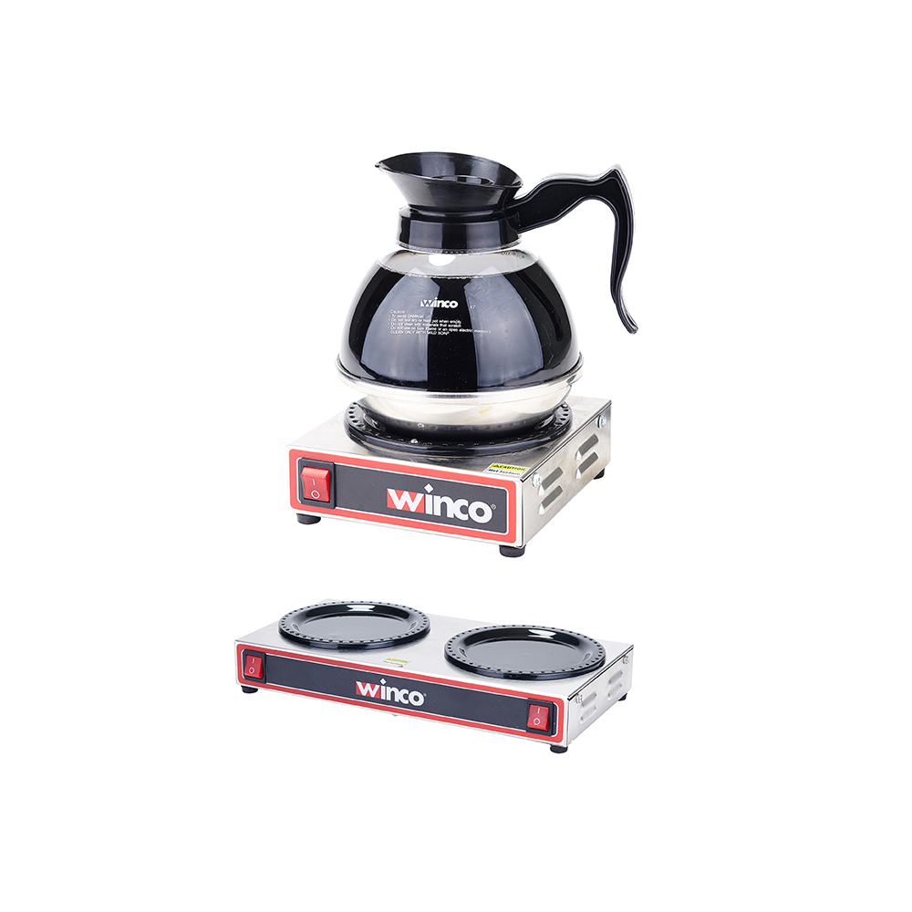 Electric Coffee Warmers Winco Trenton China Restaurant Equipment Electrical Supplies Discount